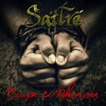 pochette album rap coups et blessures de Saïtré